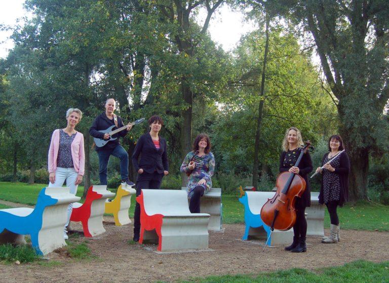 Team muziekatelier Alkmaar