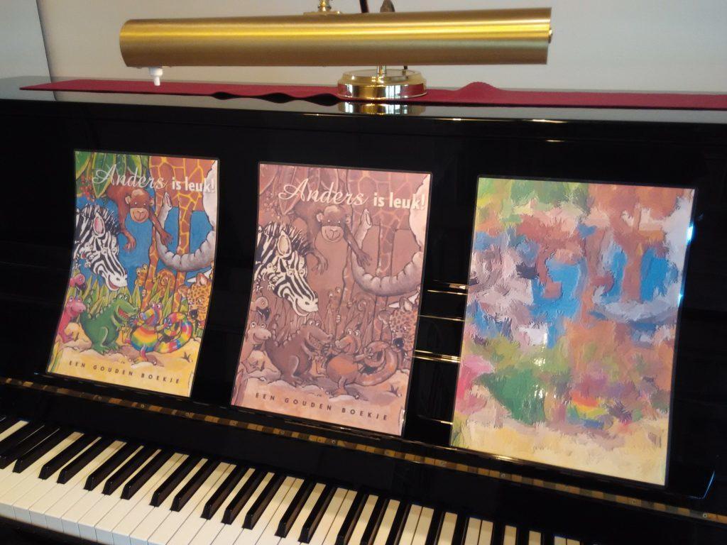 Piano Extra's